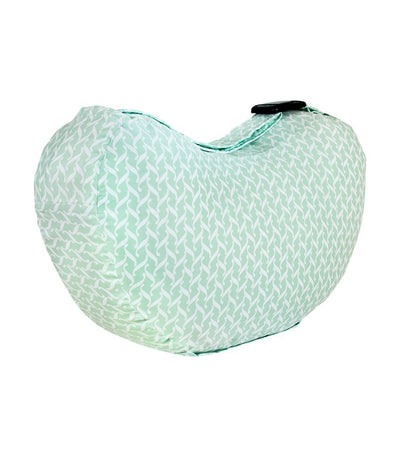 bebe au lait nursing pillow agave