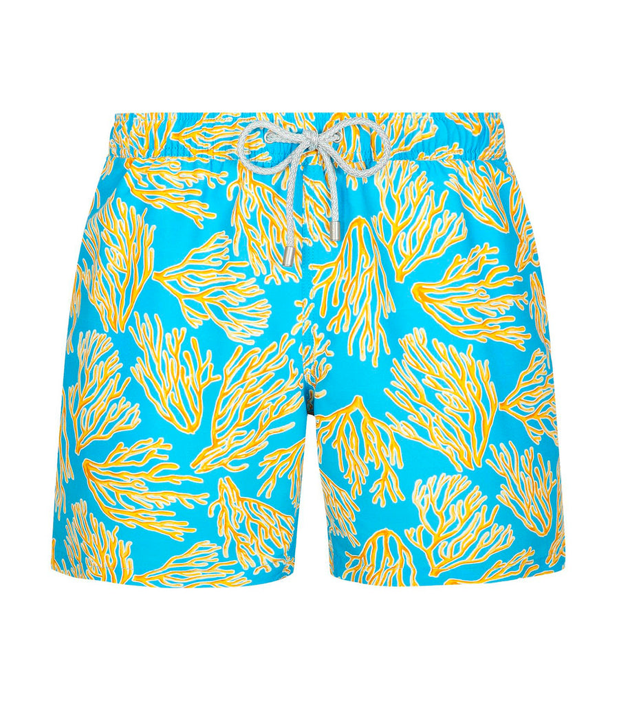 bluemint arthus blue coral swim shorts