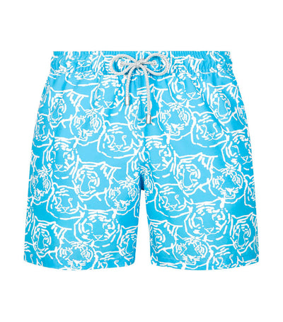 bluemint arthus sky tiger swim shorts