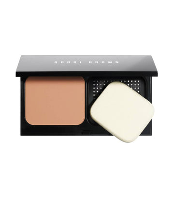 bobbi brown warm beige skin weightless powder foundation