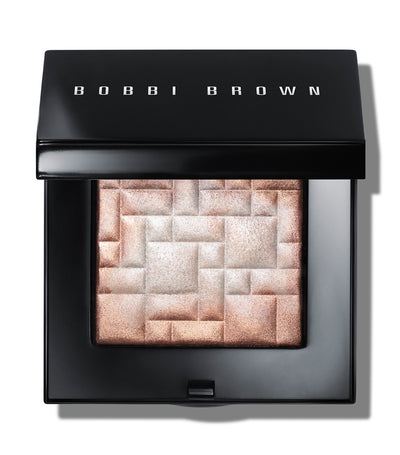 bobbi brown highlighting powder pink glow