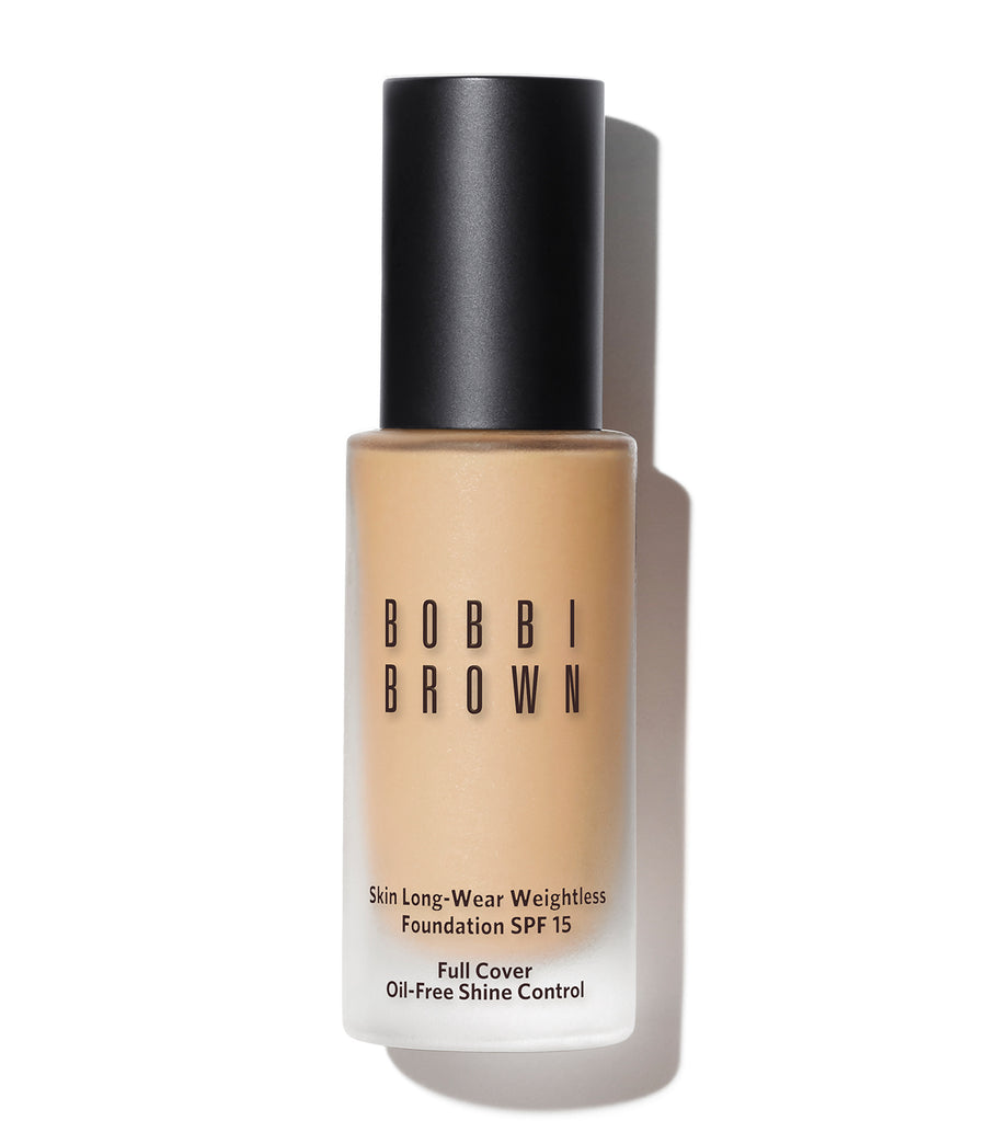 bobbi brown warm ivory skin long-wear weightless foundation spf 15