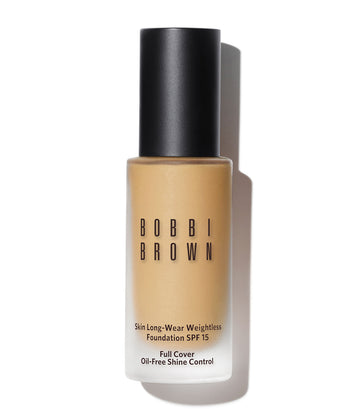 bobbi brown sand skin long-wear weightless foundation spf 15