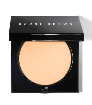 bobbi brown sunny beige sheer finish pressed powder