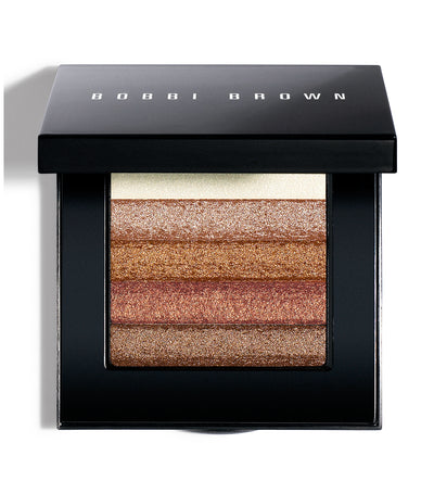 bobbi brown shimmer brick compact bronze