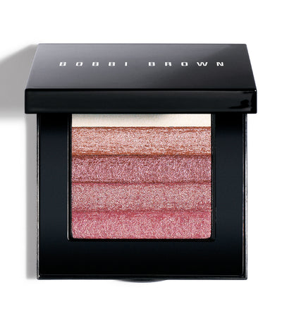 bobbi brown shimmer brick compact rose