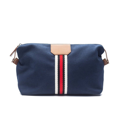 brouk & co. the original toiletry bag blue