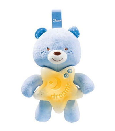 chicco blue goodnight bear