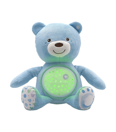 chicco blue first dreams baby bear