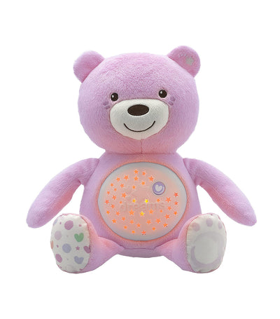 chicco pink first dreams baby bear