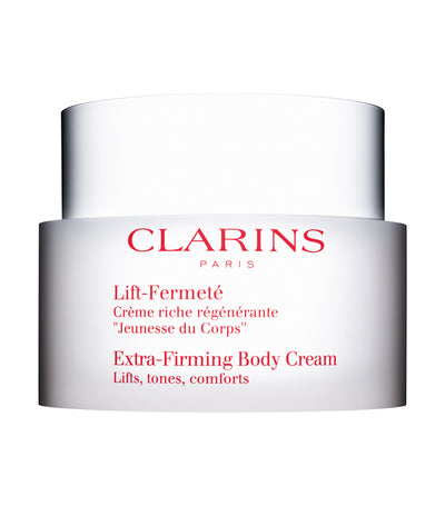 clarins extra-firming body cream