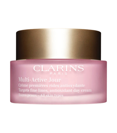clarins multi-active day cream for normal to dry skin