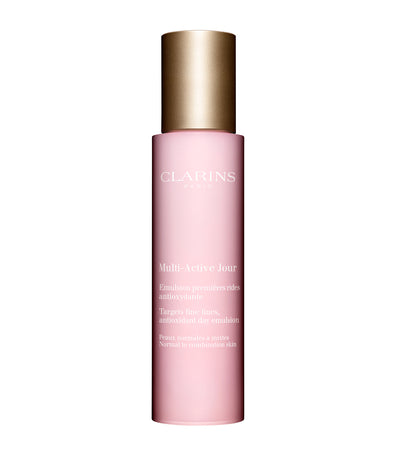 clarins multi-active day emulsion - all skin types