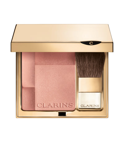 clarins soft peach blush prodige illuminating cheek colour