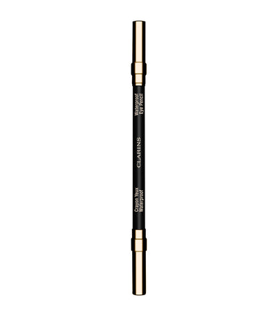 clarins noir/black waterproof eye pencil