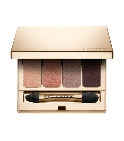 clarins nude 4-colour eyeshadow palette