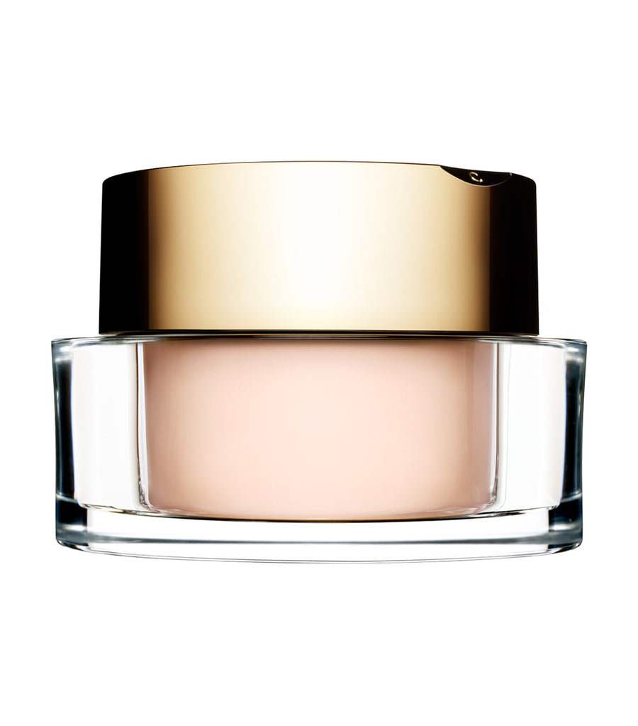 clarins 01 transparent light mineral loose powder
