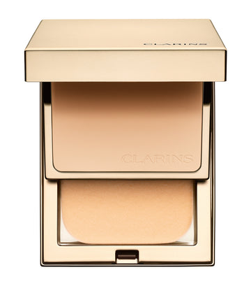 clarins 108 sand everlasting compact foundation spf 9