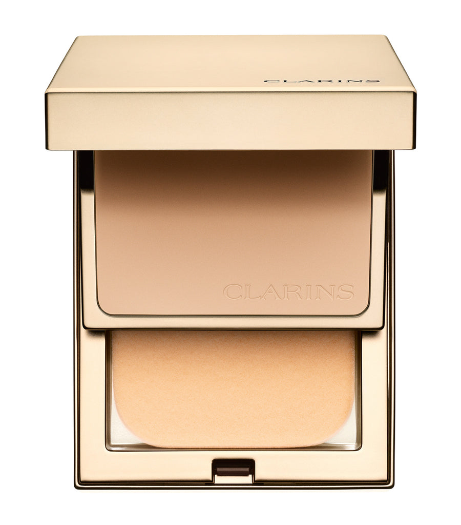 clarins 110 honey everlasting compact foundation spf 9