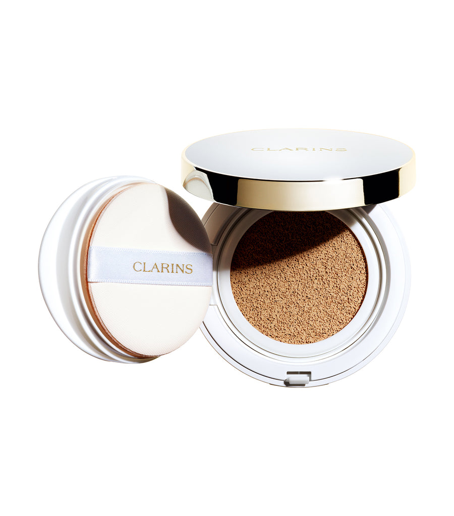 clarins 105 nude everlasting cushion foundation spf 50