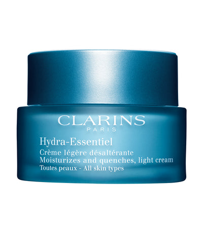 clarins hydra-essentiel light cream - all skin types