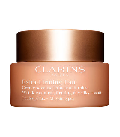 clarins extra-firming day silky cream - for all skin types