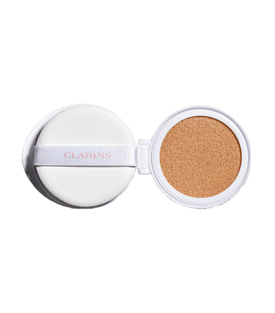 clarins bright plus brightening cushion foundation refill spf 50 / pa +++ nude