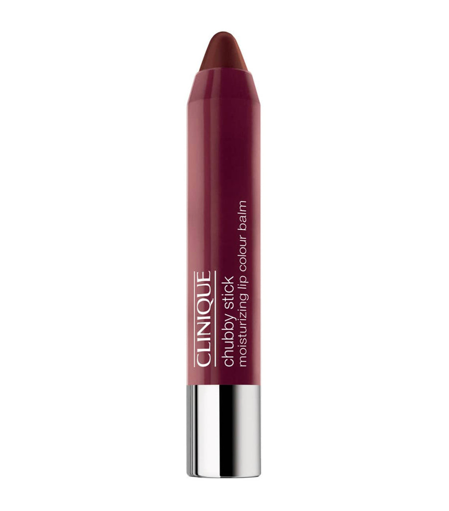 clinique richer raisin chubby stick moisturizing lip colour balm