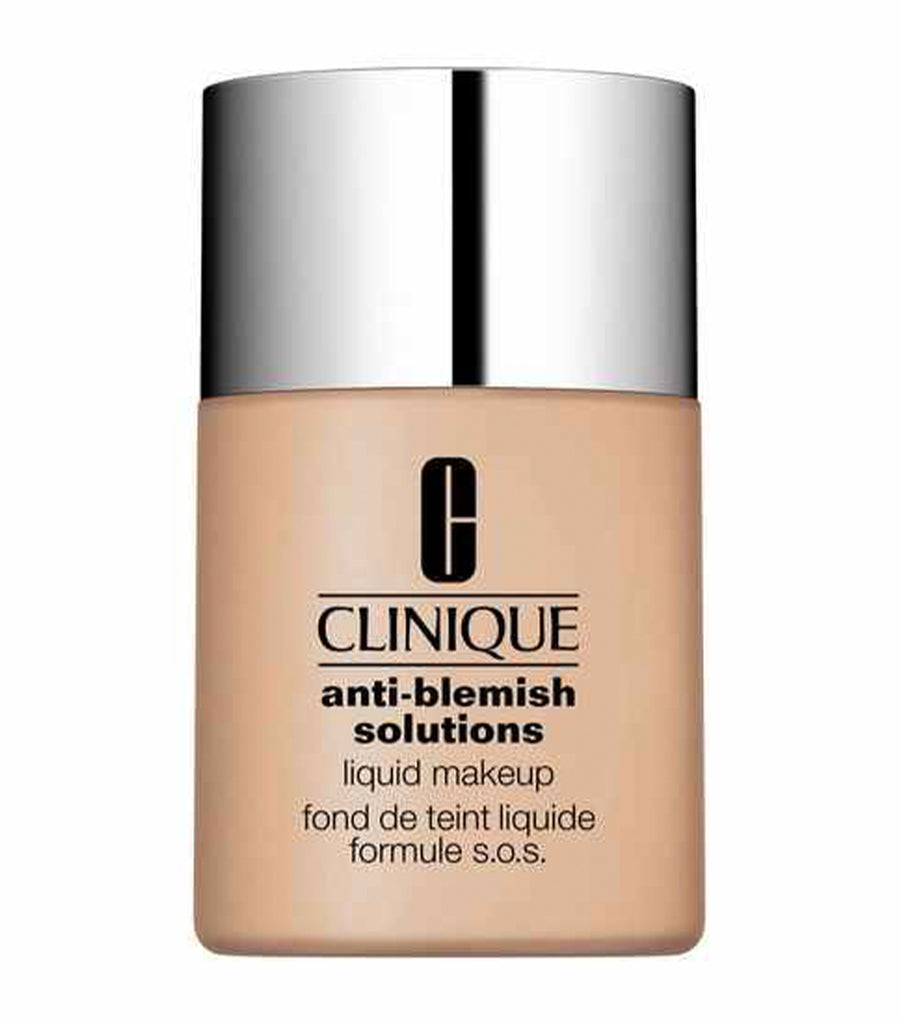 clinique deep neutral acne solutions liquid makeup