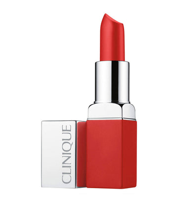 clinique ruby pop pop matte lip colour + primer