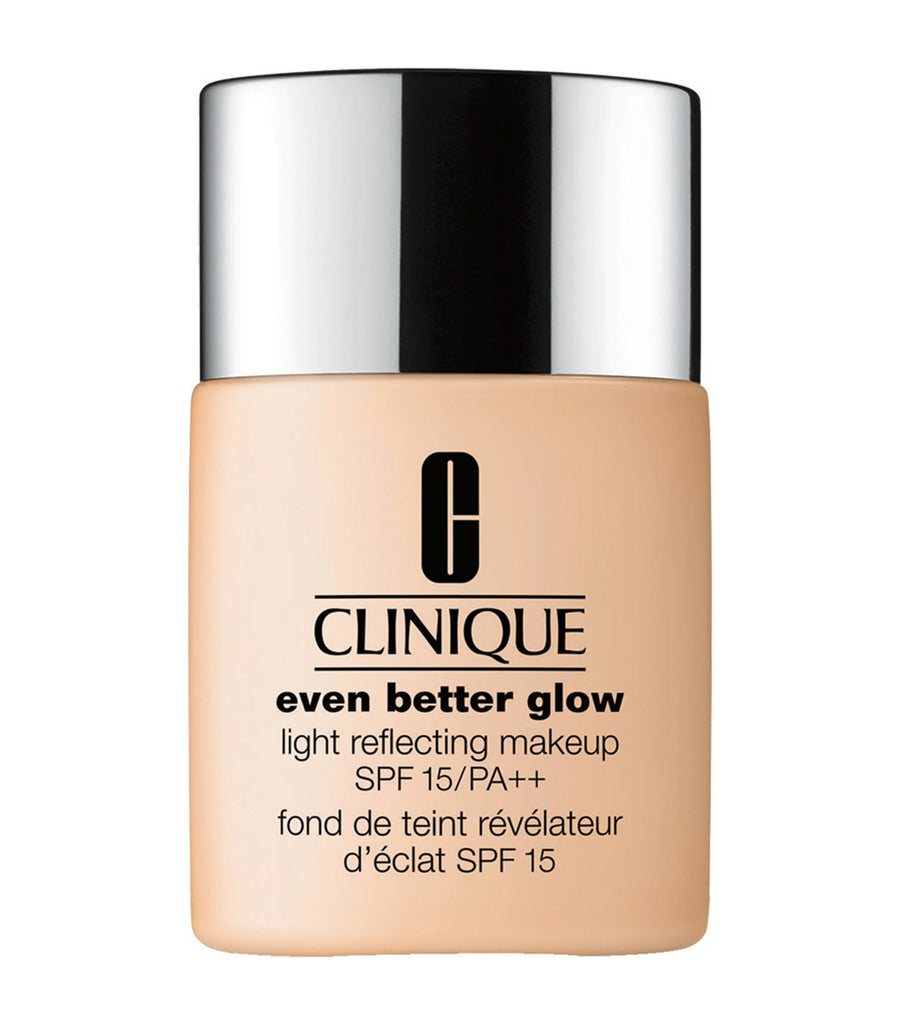 clinique ivory even better glow light reflecting makeup broad spectrum spf 15