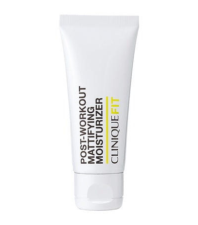 clinique cliniquefit post-workout mattifying moisturizer