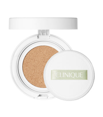 clinique 64 cream beige even better makeup full coverage cushion compact spf 50
