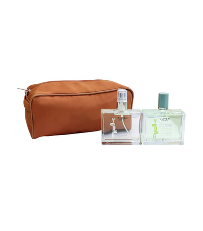 cliven young eau de toilette set
