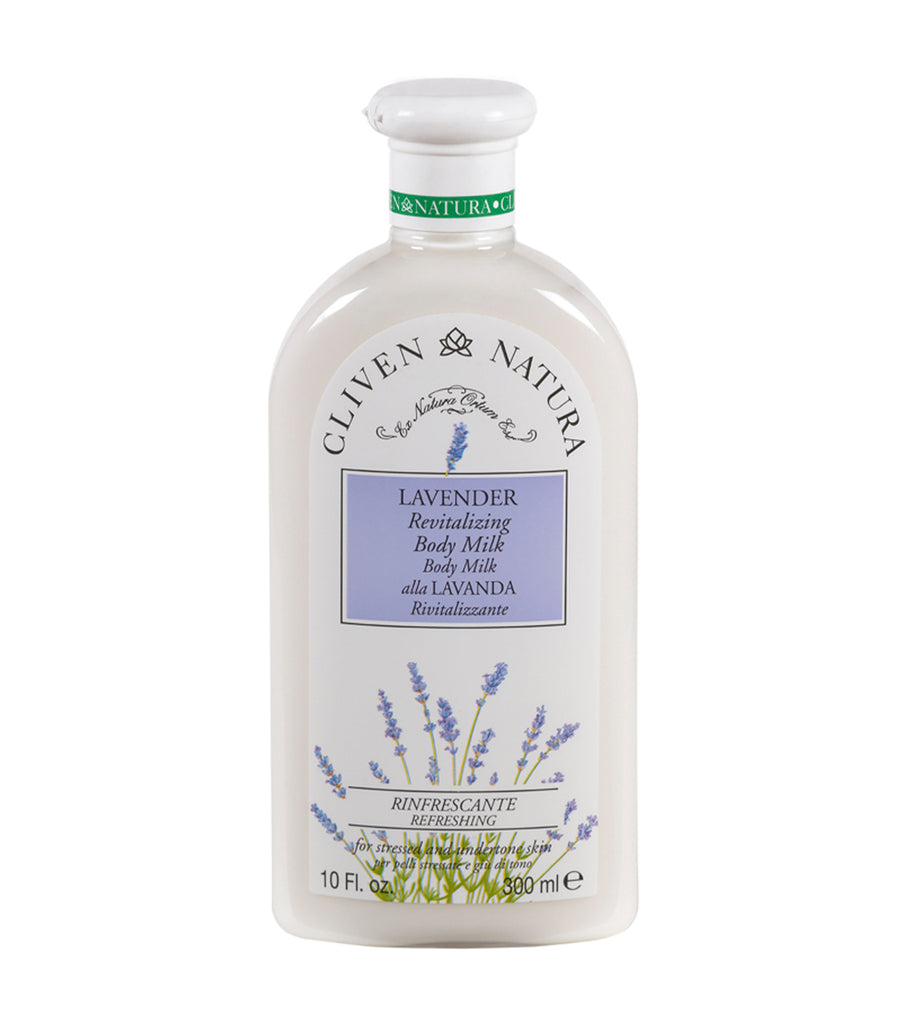 Cliven Lavender Revitalizing Body Milk