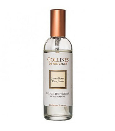 collines de provence white jasmine room spray 100ml