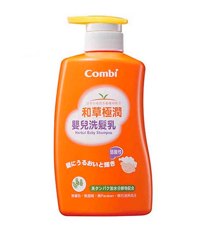 combi herbal baby shampoo 500ml