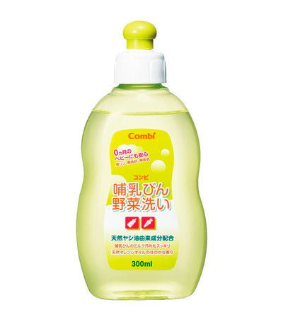 combi detergent for feeding bottles and vegetables 300ml