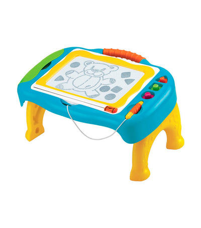 crayola sit 'n draw travel table