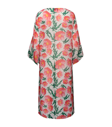 criselda marilen floral printed dress