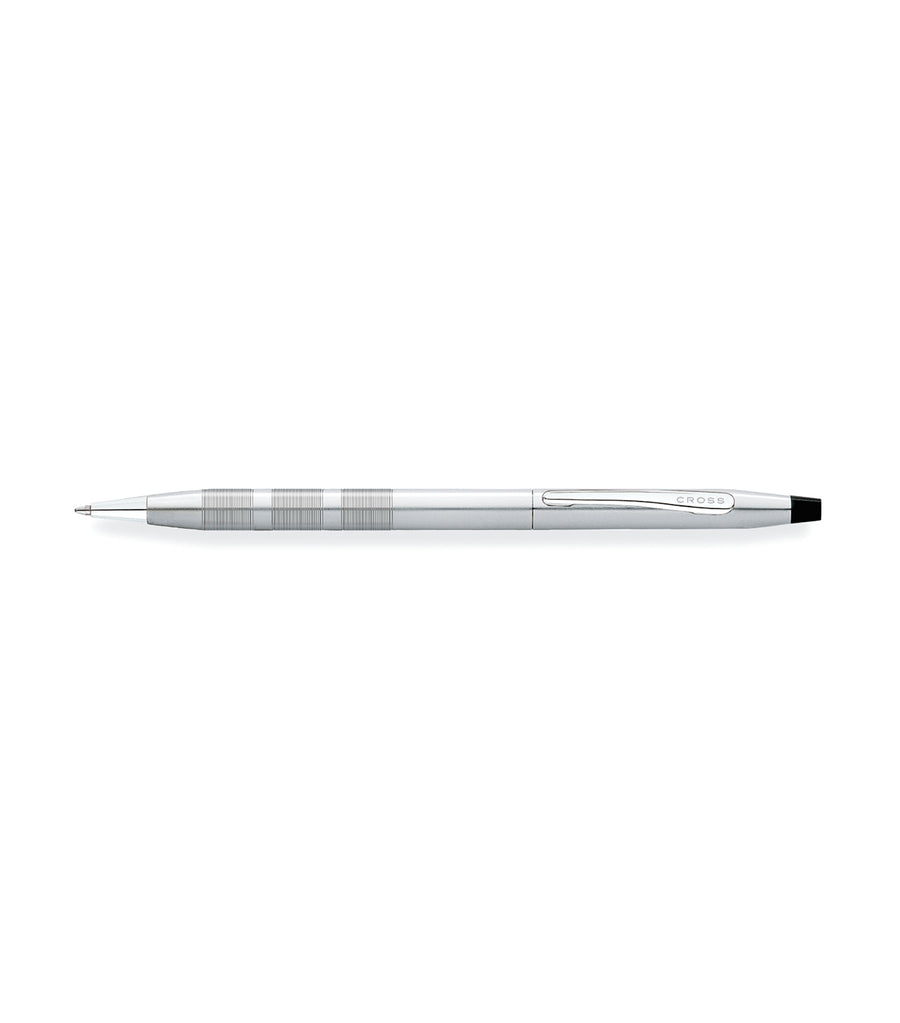 cross classic century satin chrome ballpoint pen