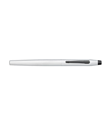 cross classic century brushed chrome fountain pen
