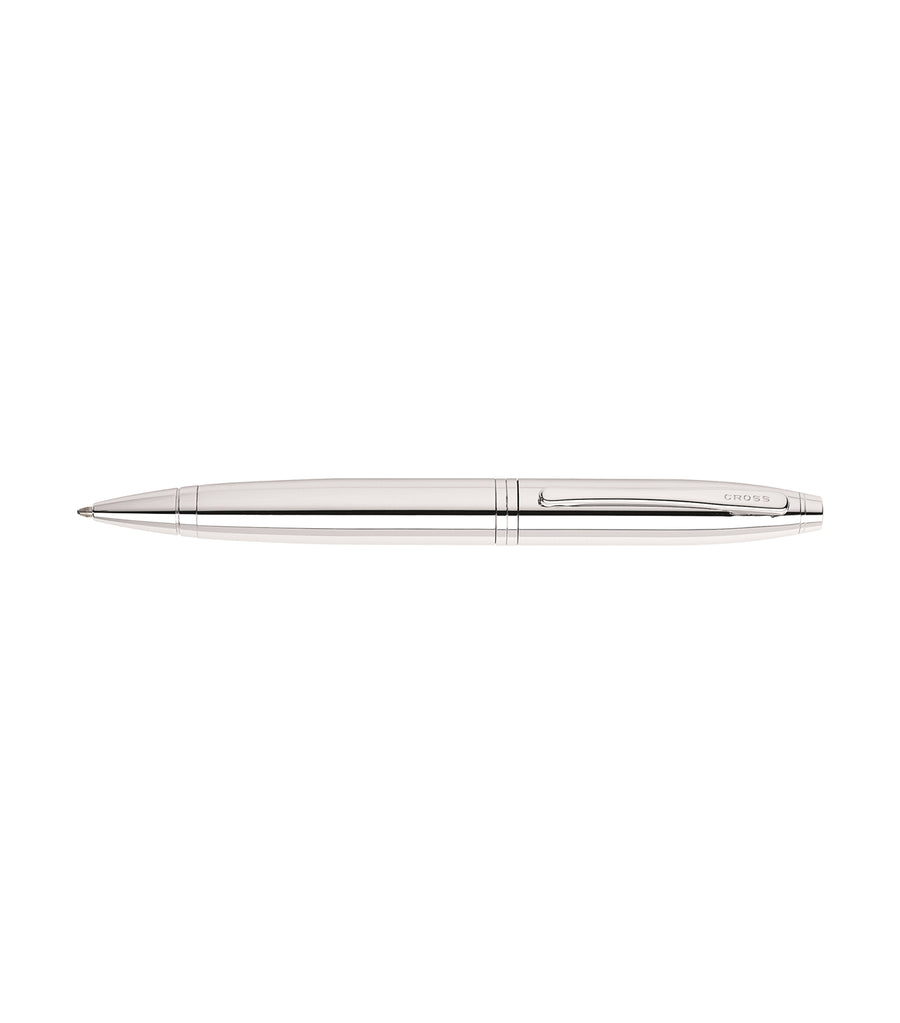 cross calais polished chrome ballpoint pen