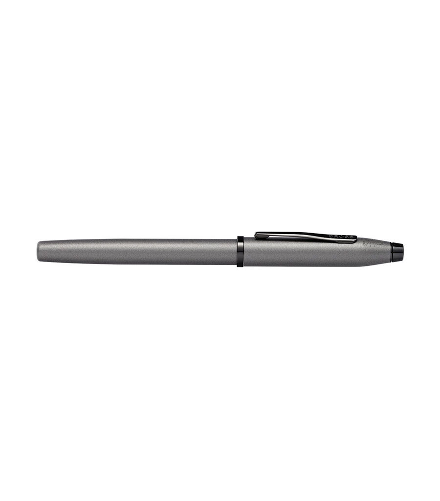 cross century ii gunmetal gray rollerball pen
