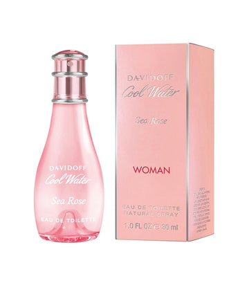 Davidoff Cool Water Sea Rose Eau de Toilette 30ml