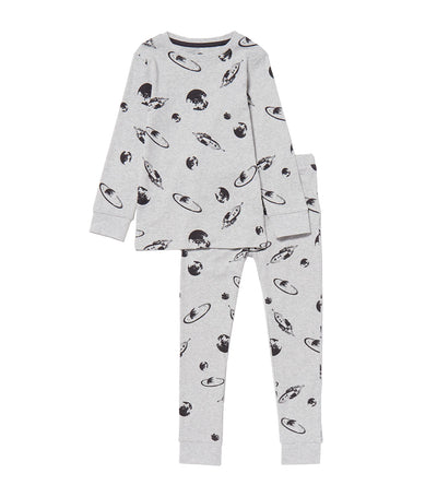 debenhams gray bluezoo space print twosie for boys