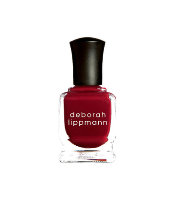 deborah lippmann lady is a tramp nail polish