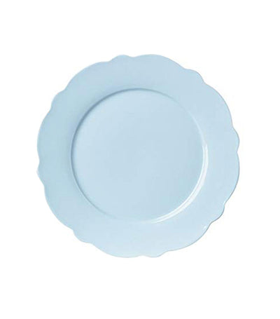 4-Piece Butterfly Meadow Blue Dinner Plate Setting