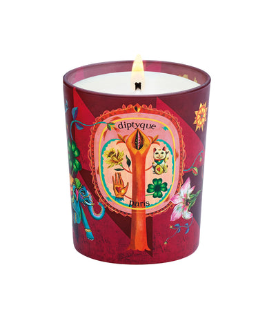 diptyque lucky flowers candle