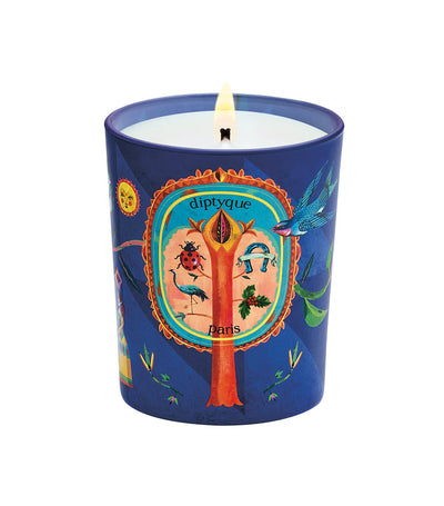 diptyque blissful amber candle